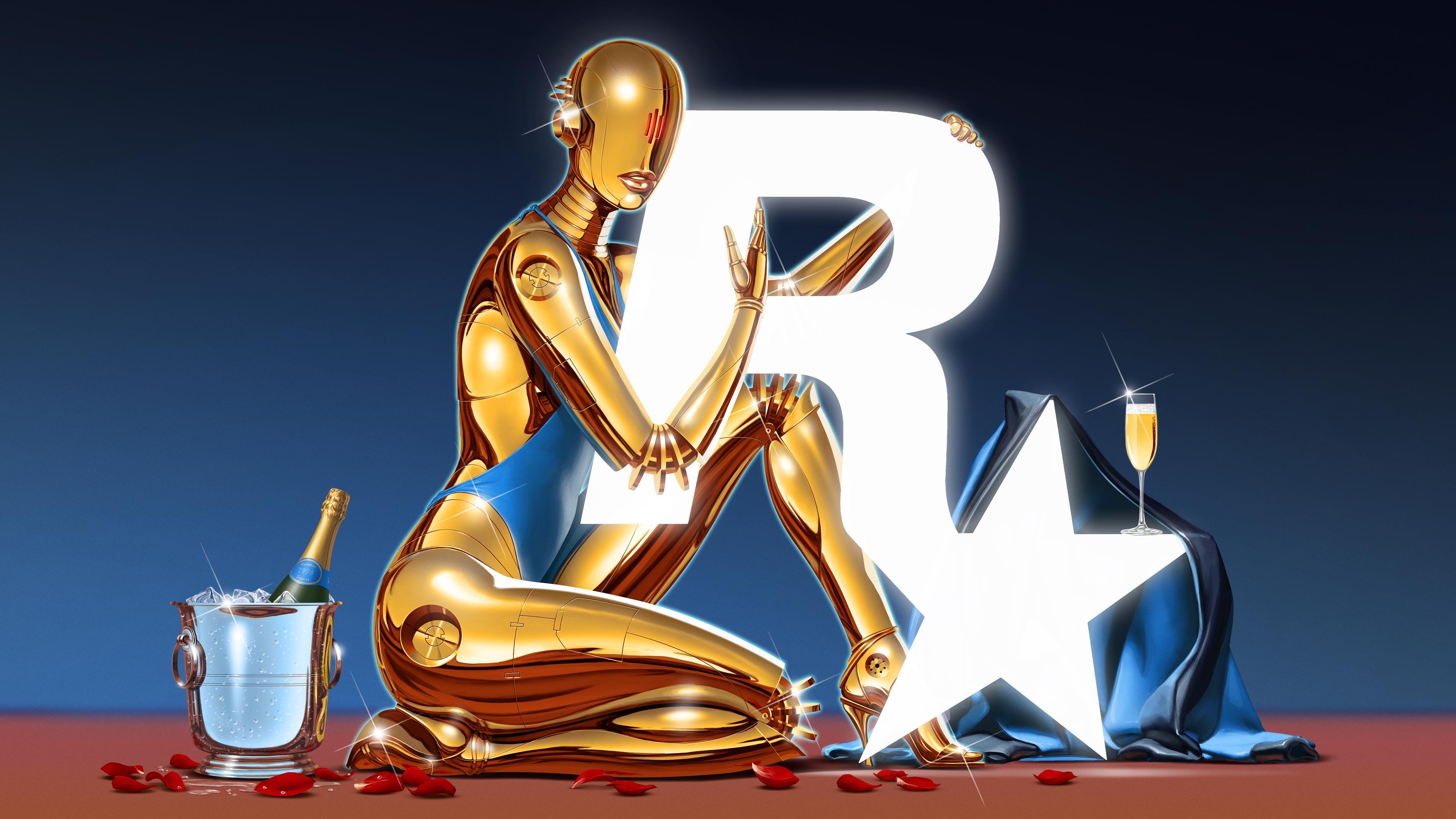 На сайте Rockstar нашли странные иллюстрации — фанаты думают, что это намек на GTA 6 или Bully 2