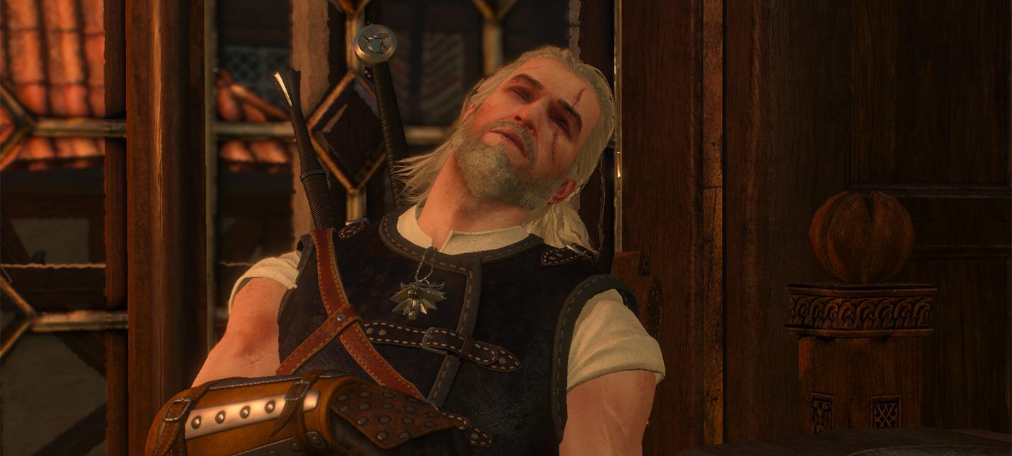 Как перепить Геральта, путешествуя по пабам The Witcher 3