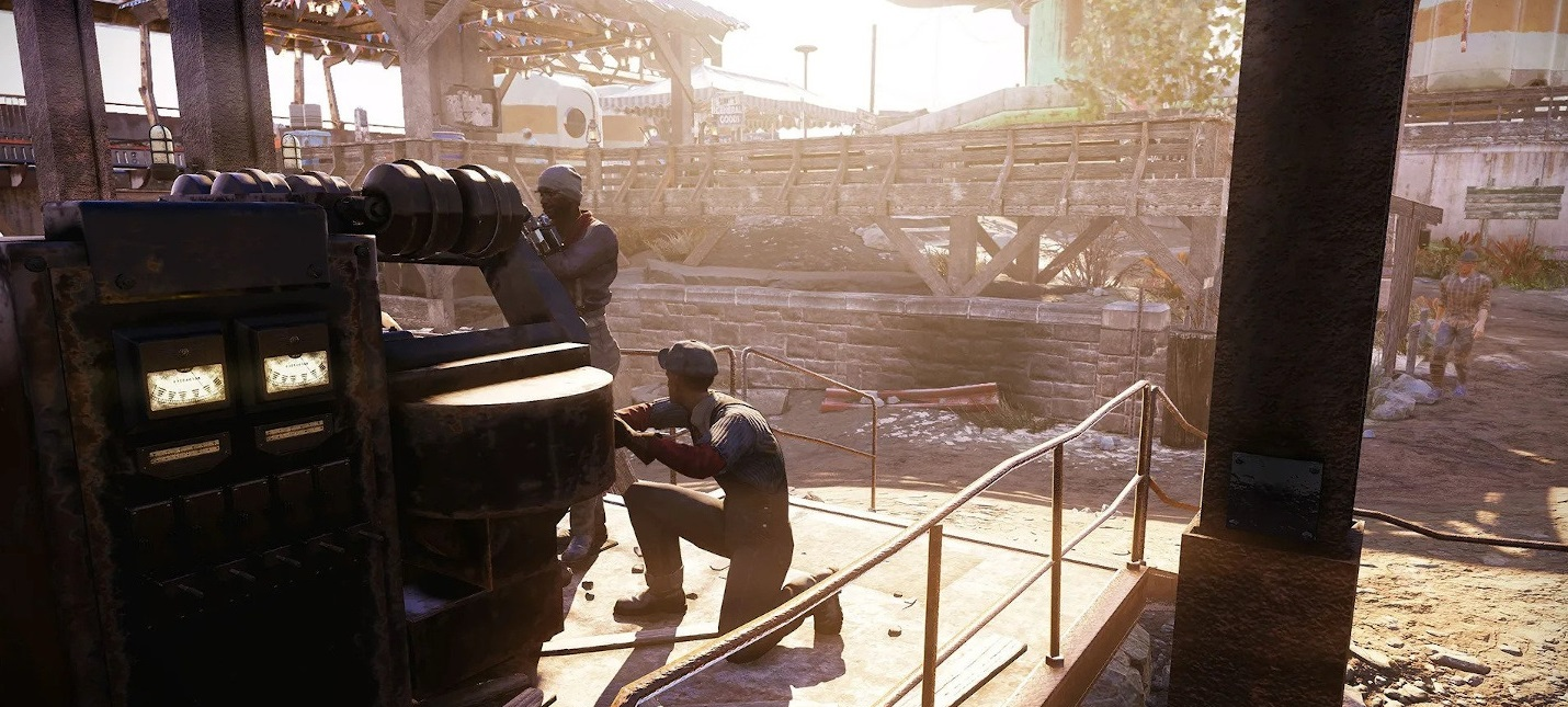 PAX East 2020: 17 минут геймплея обновления Wastelanders для Fallout 76