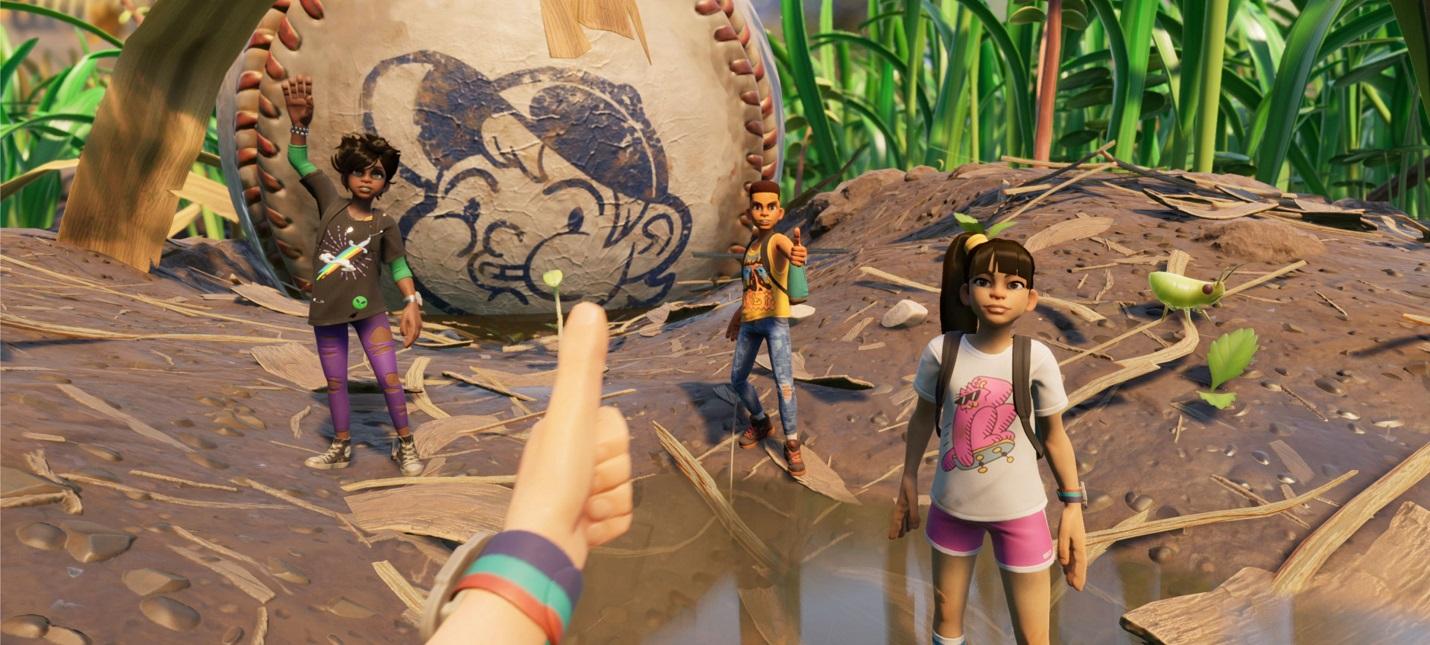 Выживание в микромире в первом геймплее сурвайвала Grounded от Obsidian Entertainment