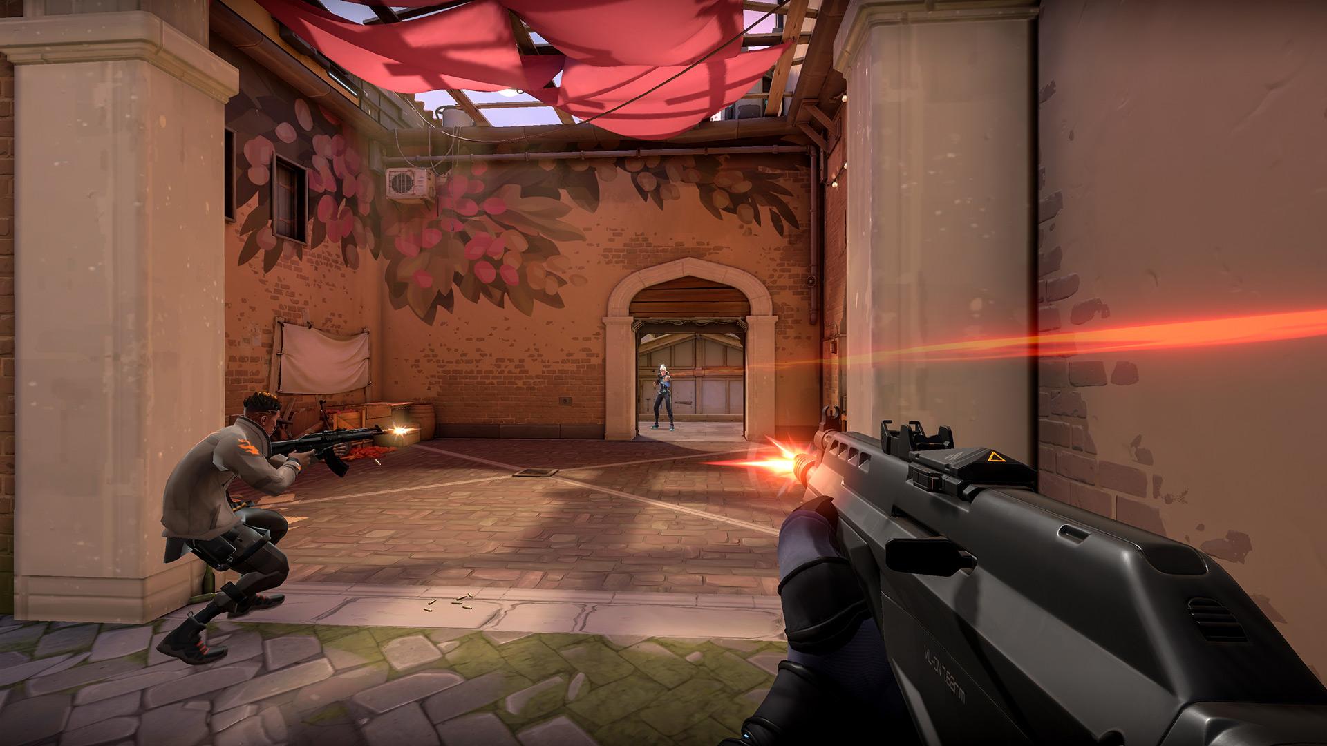 Скриншоты, подробности и дата запуска тактического шутера VALORANT от студии Riot Games