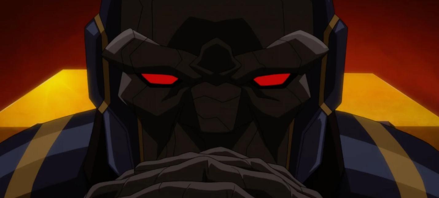 Убить Бога — первый трейлер Justice League Dark: Apokolips War