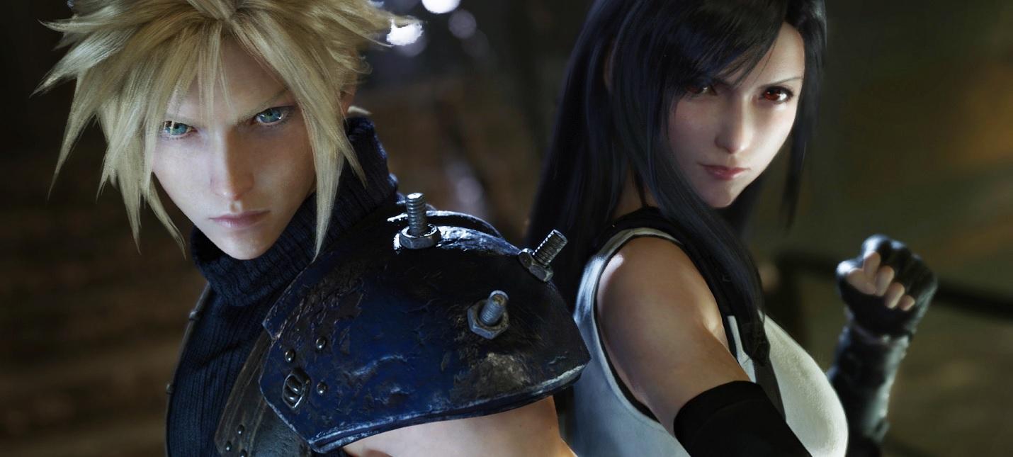 Ремейк Final Fantasy 7 ушел на золото