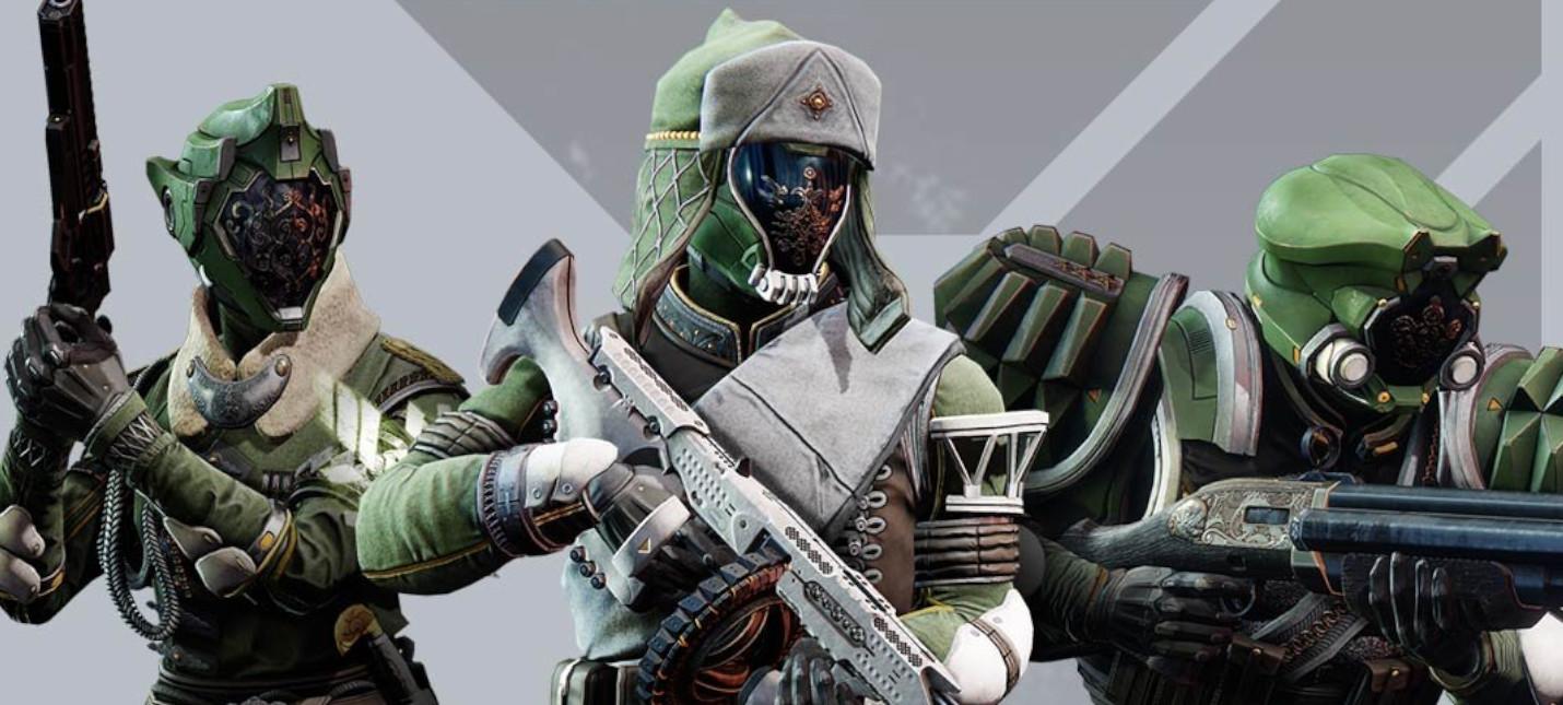 """Подробности и трейлер сезона """"Величие"""" в Destiny 2"""