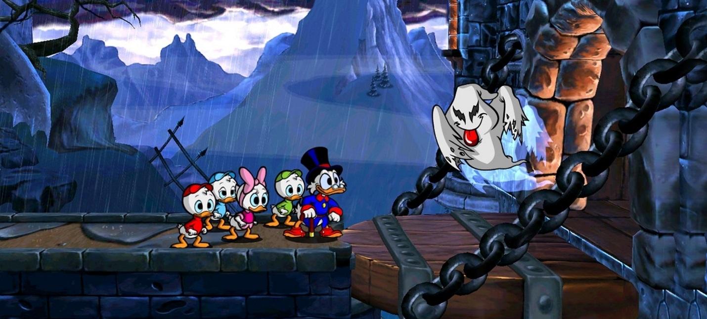 DuckTales: Remastered вернулась в цифровые магазины