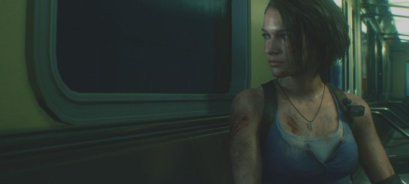 Прямая трансляция нового геймплея Resident Evil 3