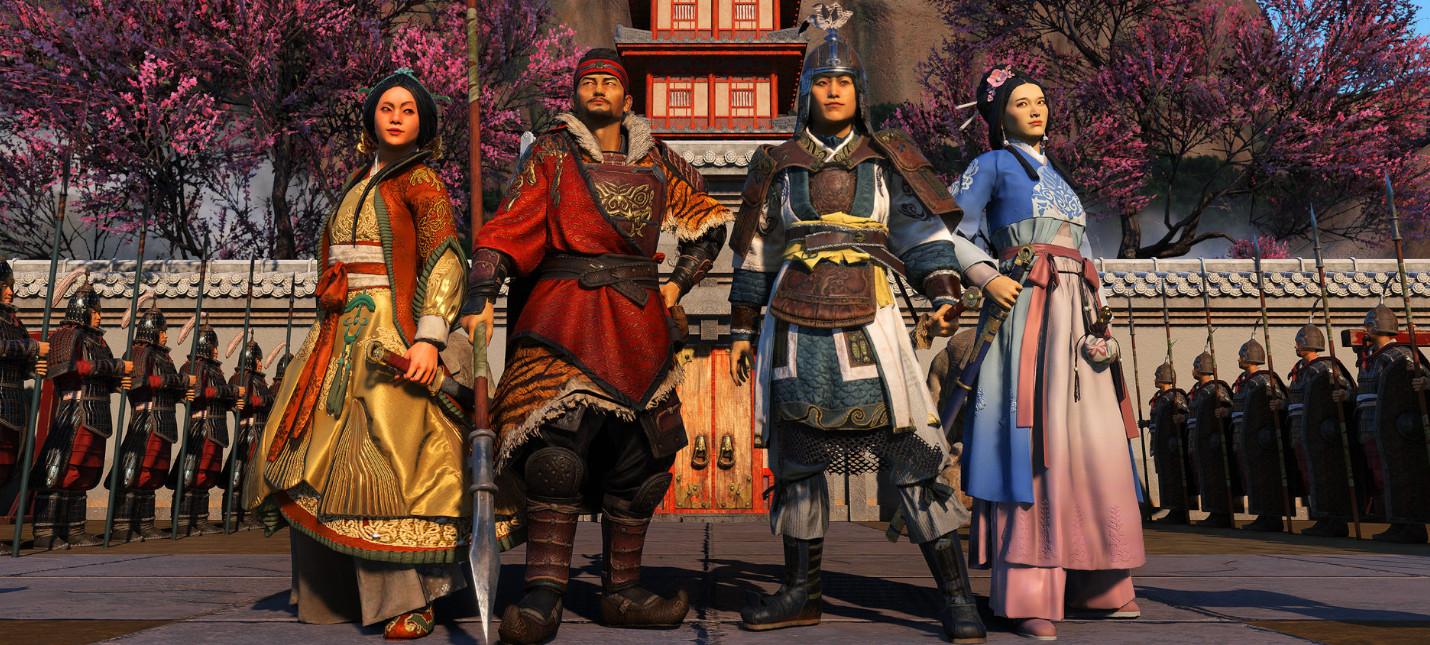 Анонсировано дополнение A World Betrayed для Total War: Three Kingdoms