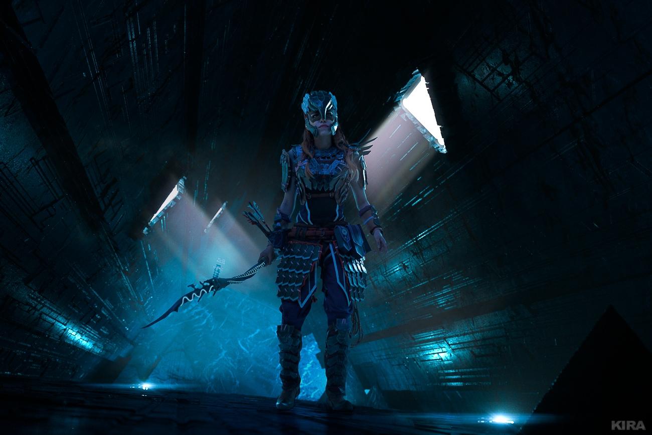 """Пятничный косплей: Horizon: Zero Dawn, """"Другой мир"""" и DC Comics"""