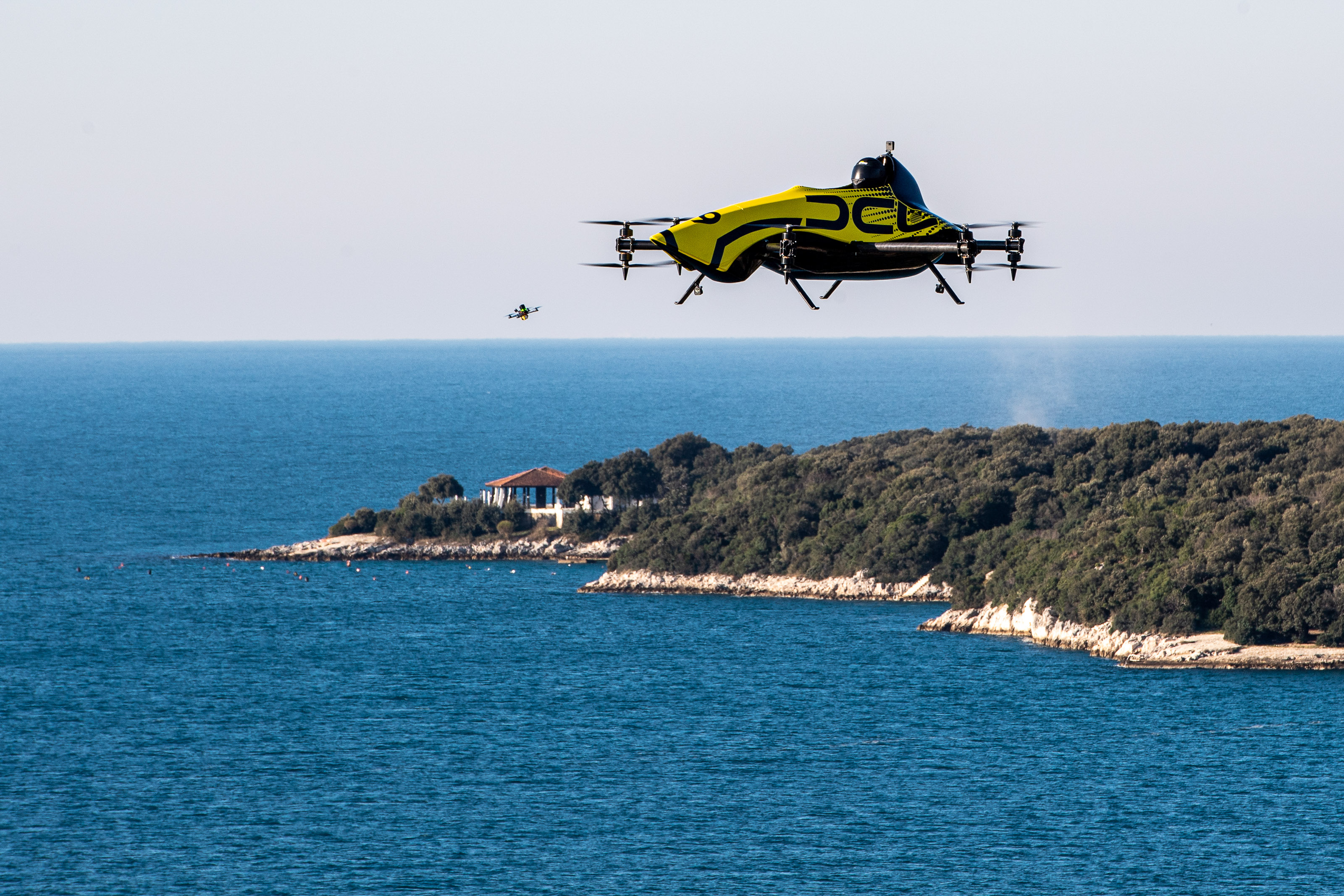 Анонсирована коллекционка DCL - The Game за миллион евро с пилотируемым дроном