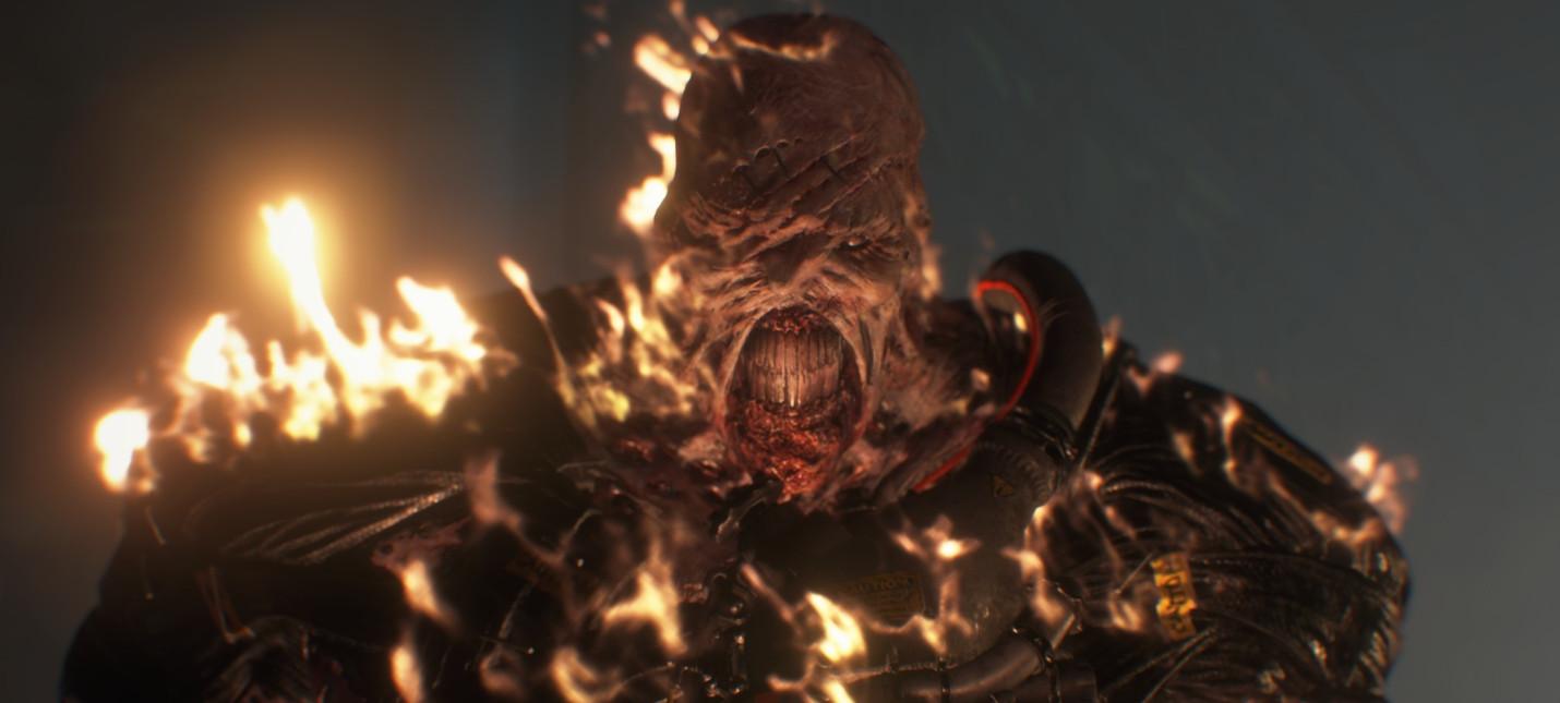 Немезис в ремейке Resident Evil 3 сможет проникать в безопасные помещения