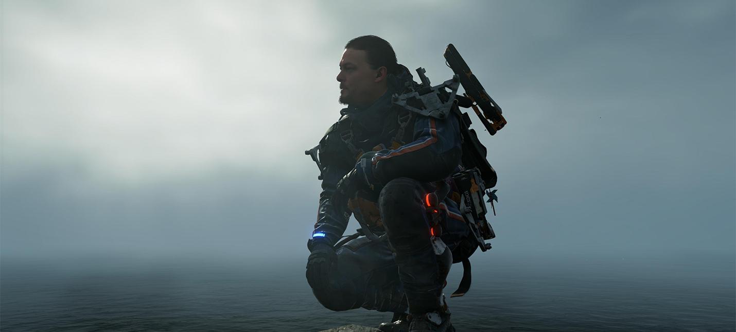 Фотомод может появиться и в PS4-версии Death Stranding