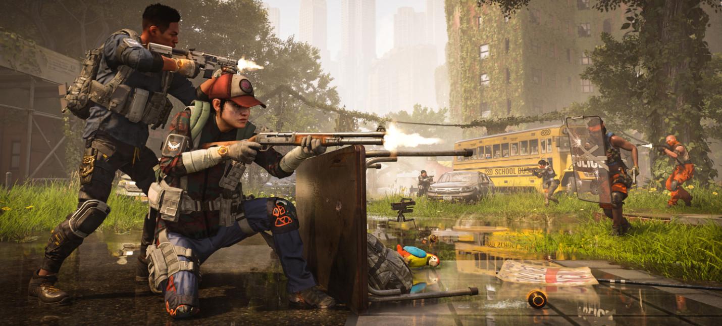 The Division 2 стала самой скачиваемой игрой в PSN за февраль в США