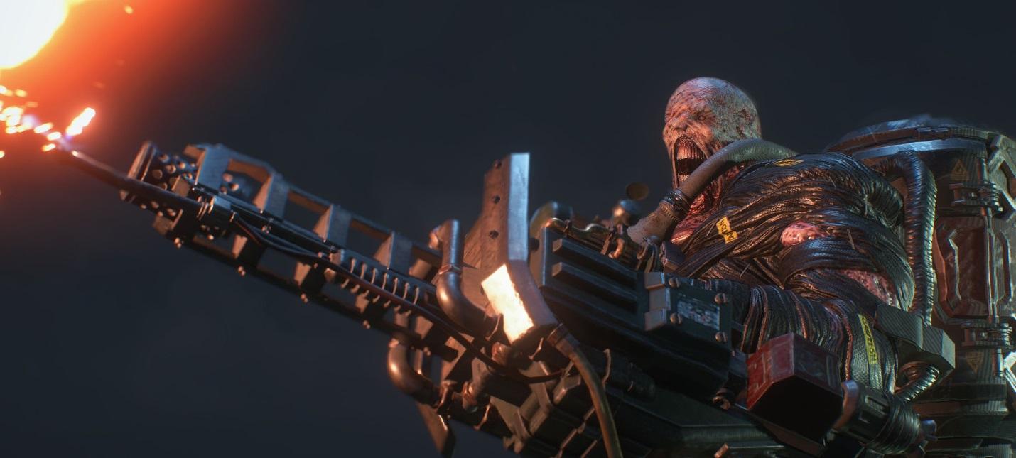 Capcom: Немезис не сможет проникать в безопасные помещения