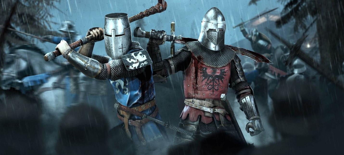 Кровавые средневековые сражения в геймплее Chivalry 2