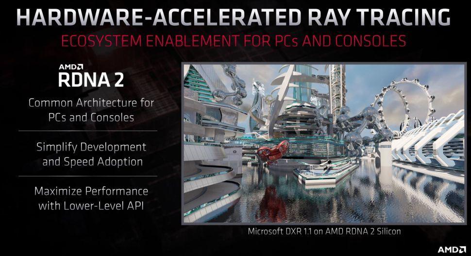 AMD представила план по развитию процессоров и графики на ближайшие годы