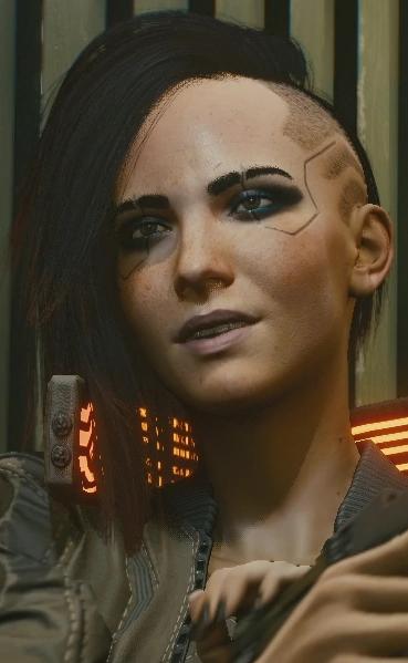 Разработчики Cyberpunk 2077 показали обновленную модель женской версии Ви в честь 8 марта