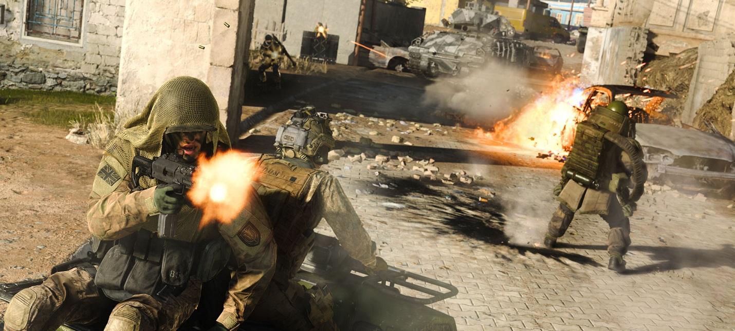 Первый геймплей и обзор королевской битвы Call of Duty: Warzone