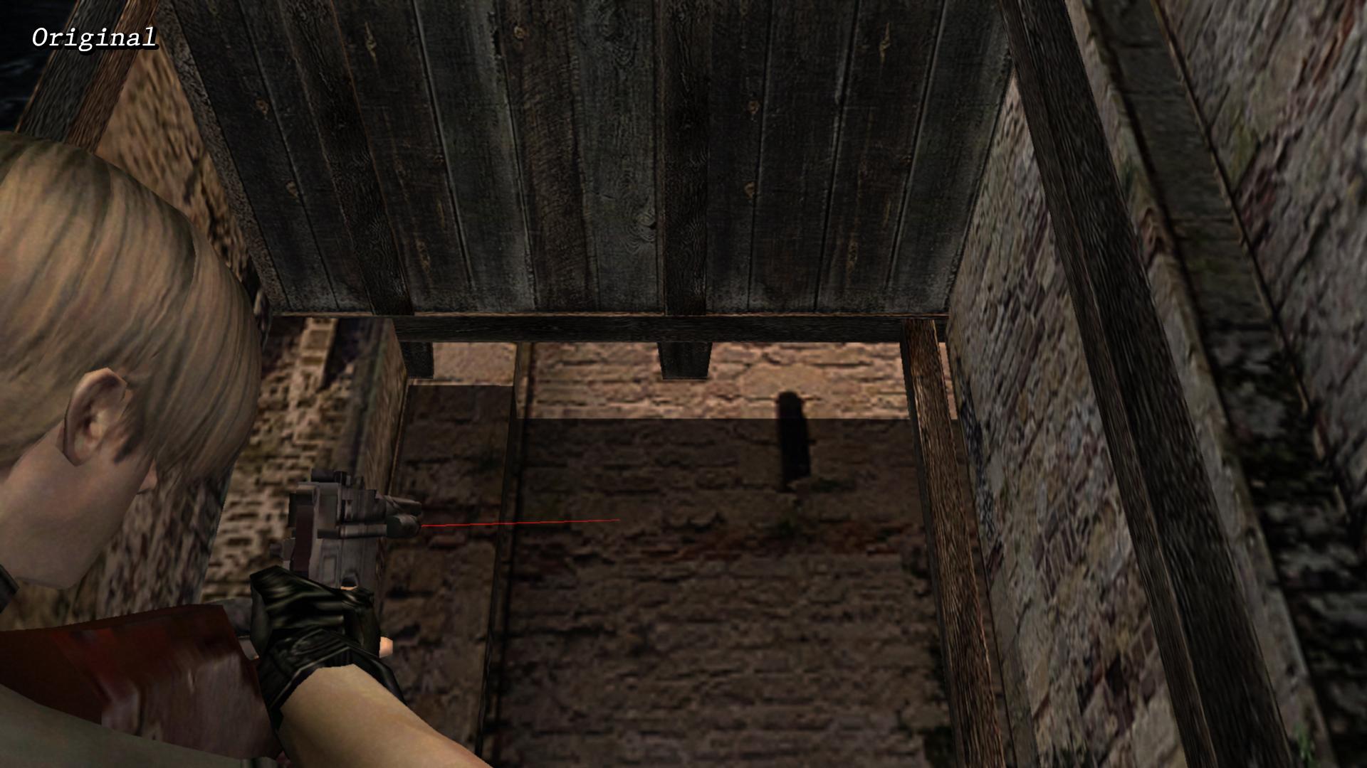 Энтузиасты почти закончили 4K ремастер Resident Evil 4