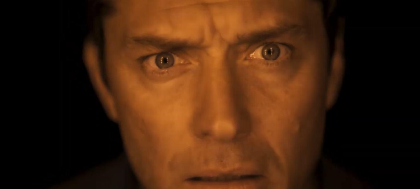 """Джуд Лоу в тизере мистического сериала """"Третий день"""""""