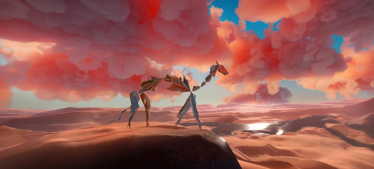 Paper Beast от создателя Another World выйдет 24 марта