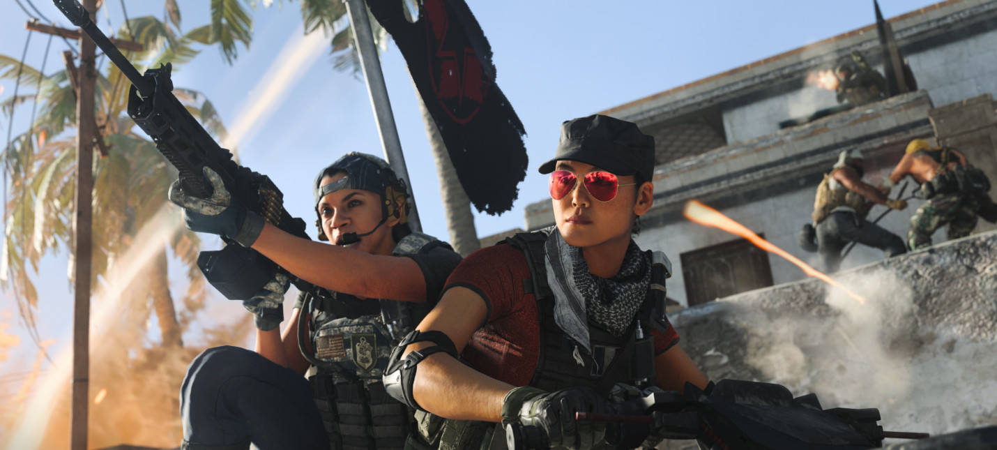 В Call of Duty: Modern Warfare стартовал отсчет до старта баттл-рояля