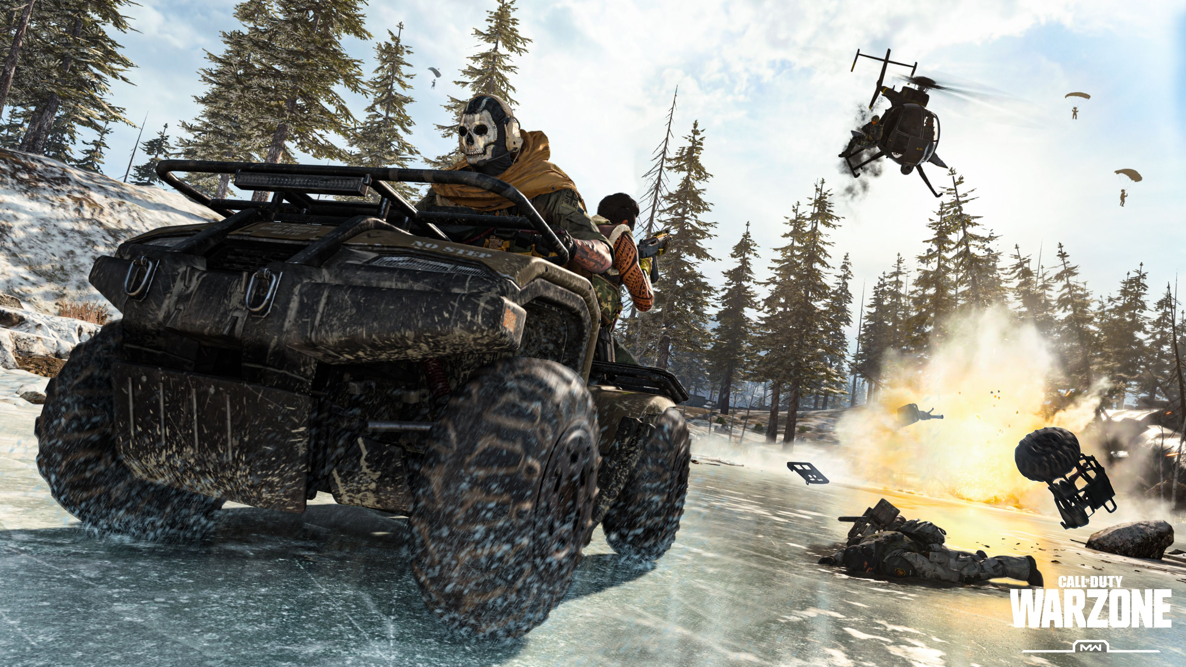 Состоялся официальный анонс баттл-рояля Call of Duty: Modern Warfare