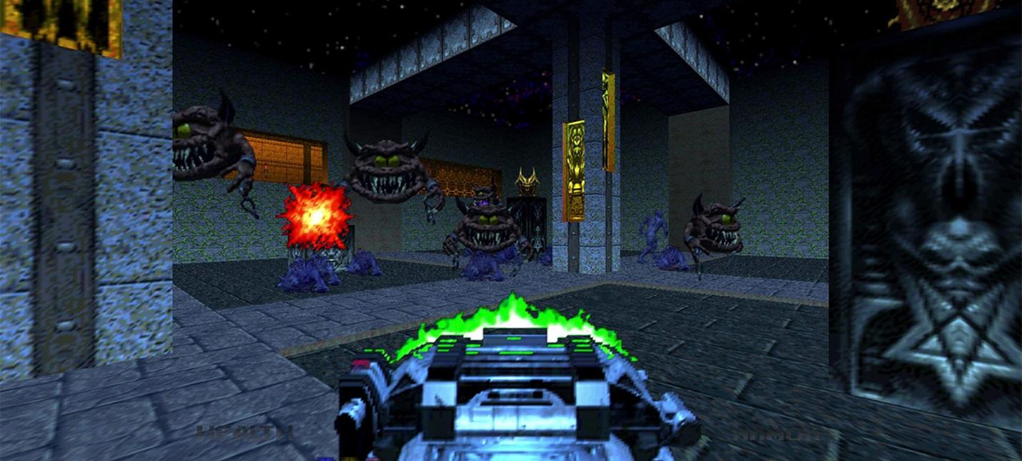 Новая кампания, 8 ГБ RAM и GTX 660 — подробности и требования ремастера Doom 64