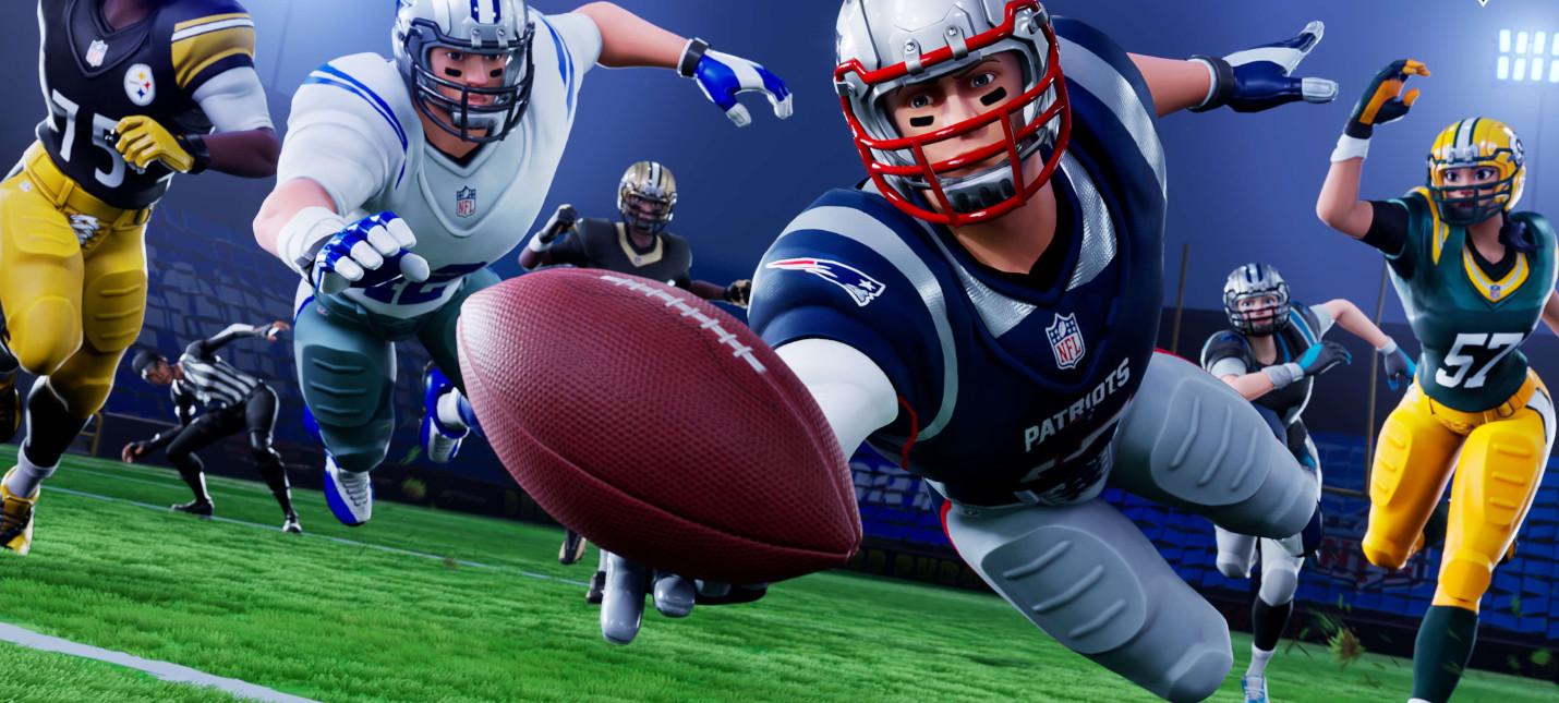 2K займется аркадными играми по лицензии NFL