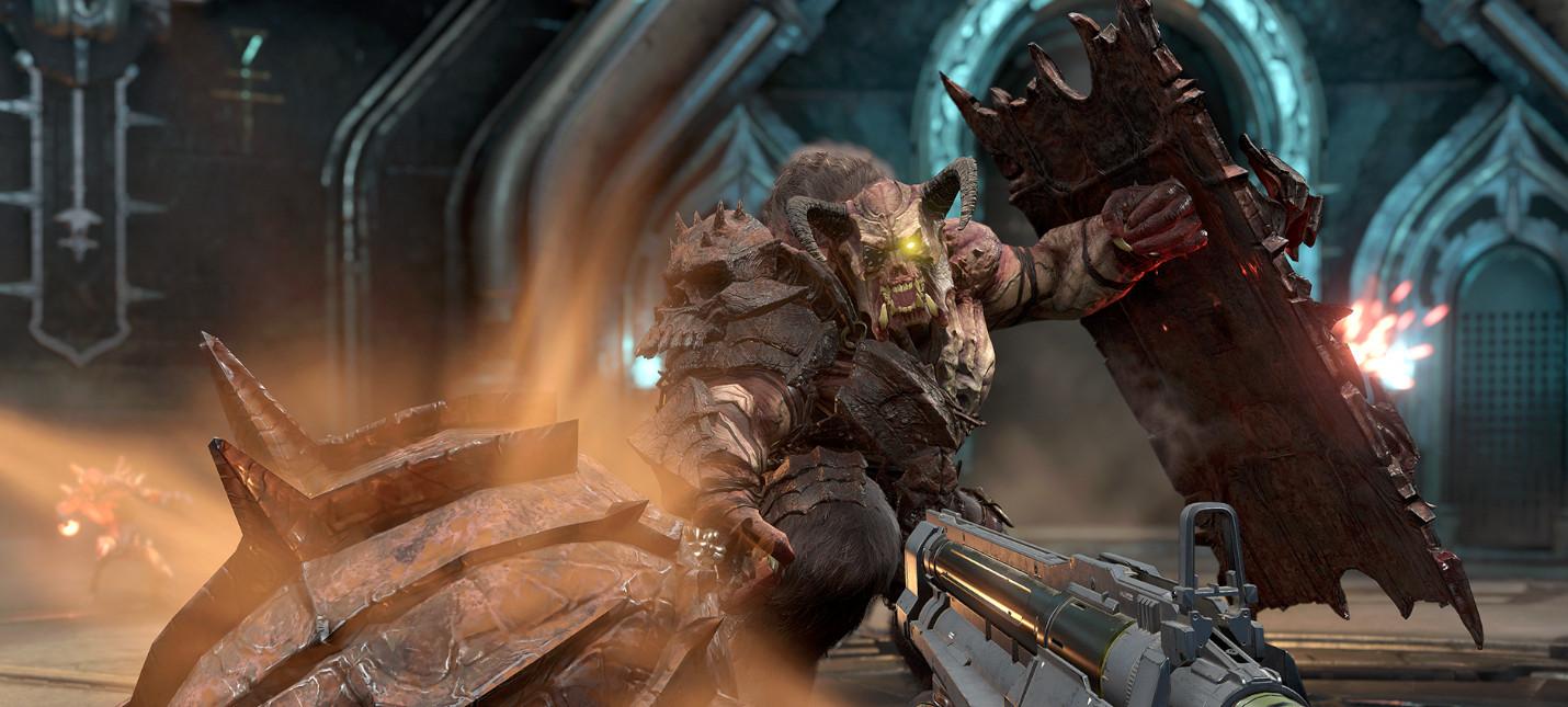 Bethesda изменила системные требования Doom Eternal