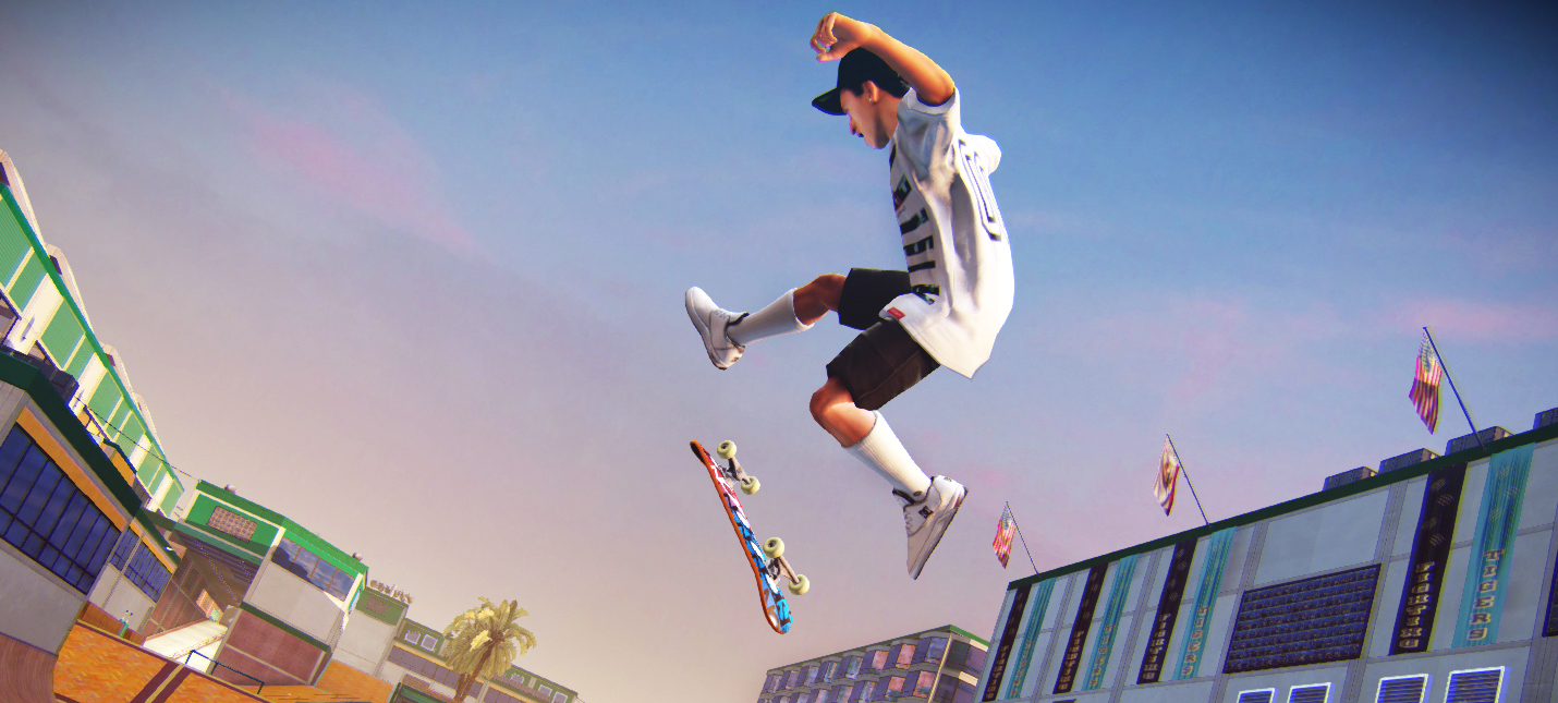 Слух: Новая часть Tony Hawk Pro Skater выйдет в этом году