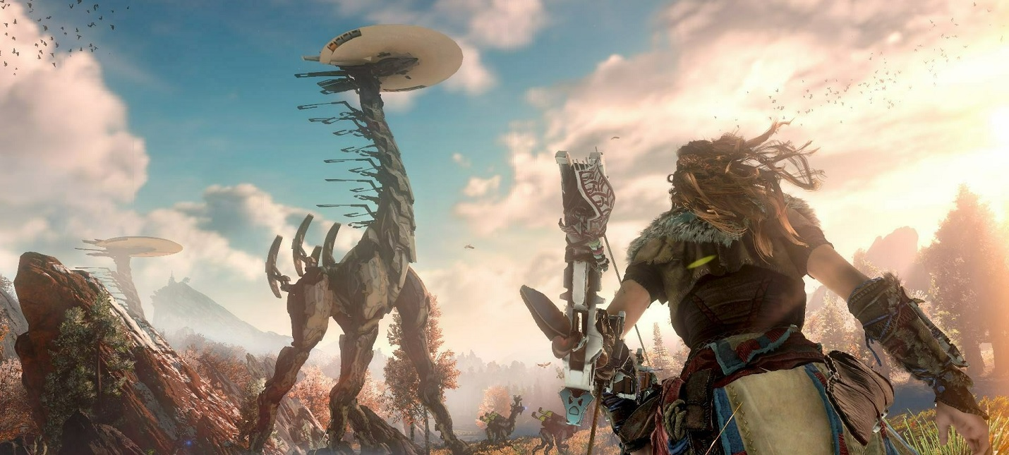 Фанаты PlayStation недовольны портированием Horizon Zero Dawn на PC