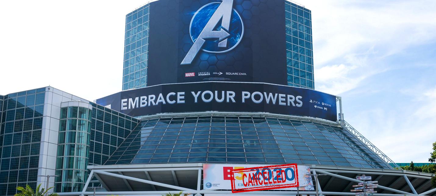 Слух: E3 2020 собираются отменить из-за коронавируса