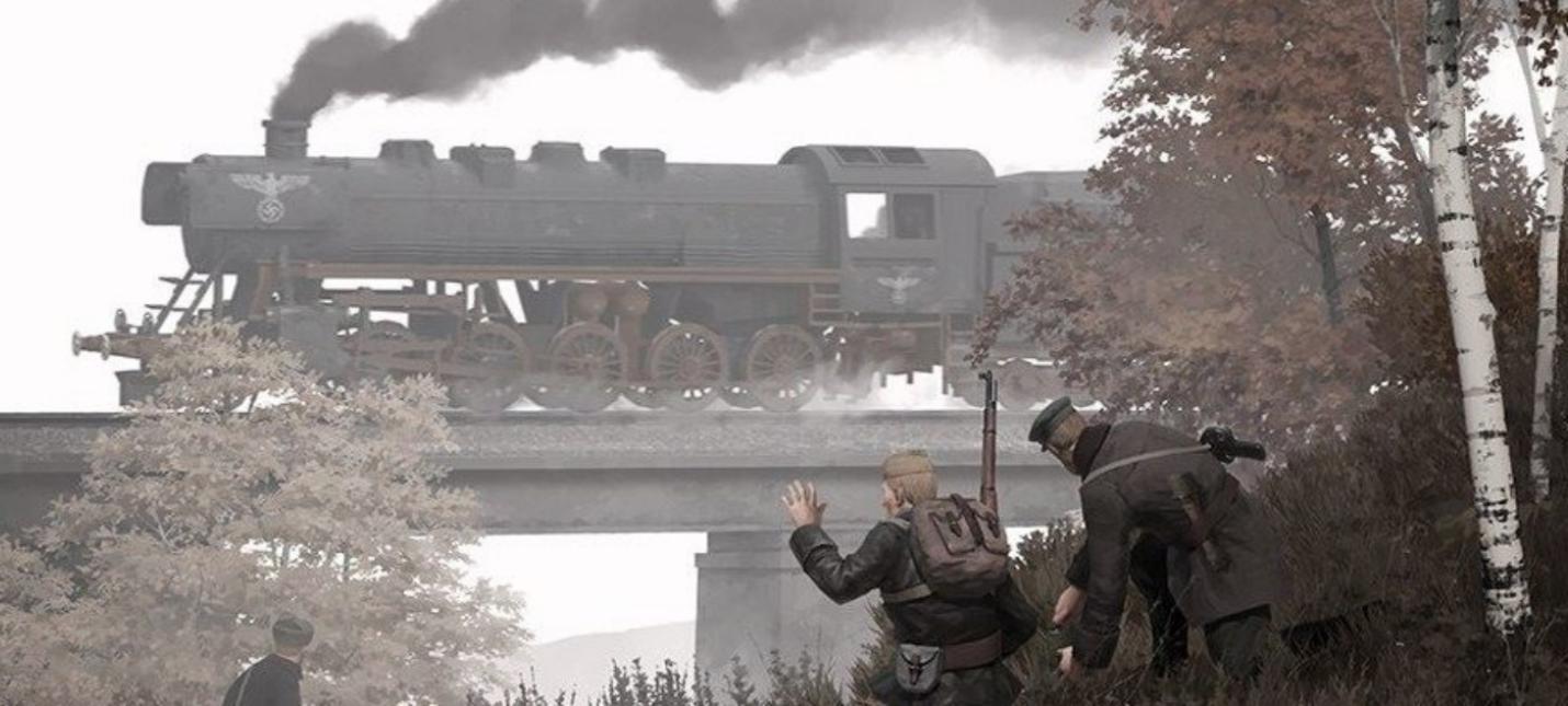 PAX East 2020: 12 минут геймплея стратегии Partisans 1941