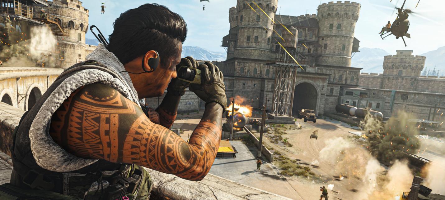 Новый видеодрайвер Nvidia и системные требования Call of Duty: Warzone