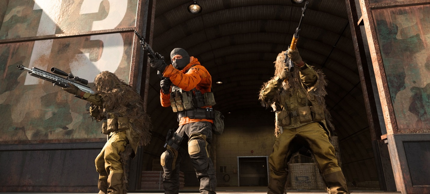 Новички Call of Duty: Warzone страдают от ветеранов Modern Warfare
