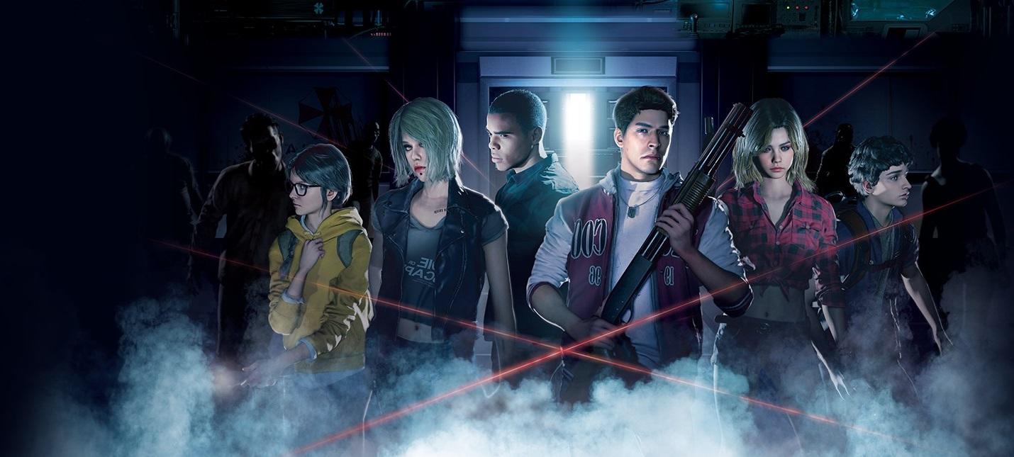 В Resident Evil: Resistance будут лутбоксы с косметическими предметами
