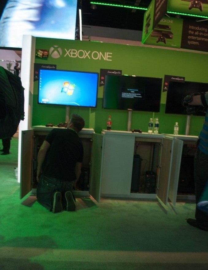Xbox будет видеть ваш пенис