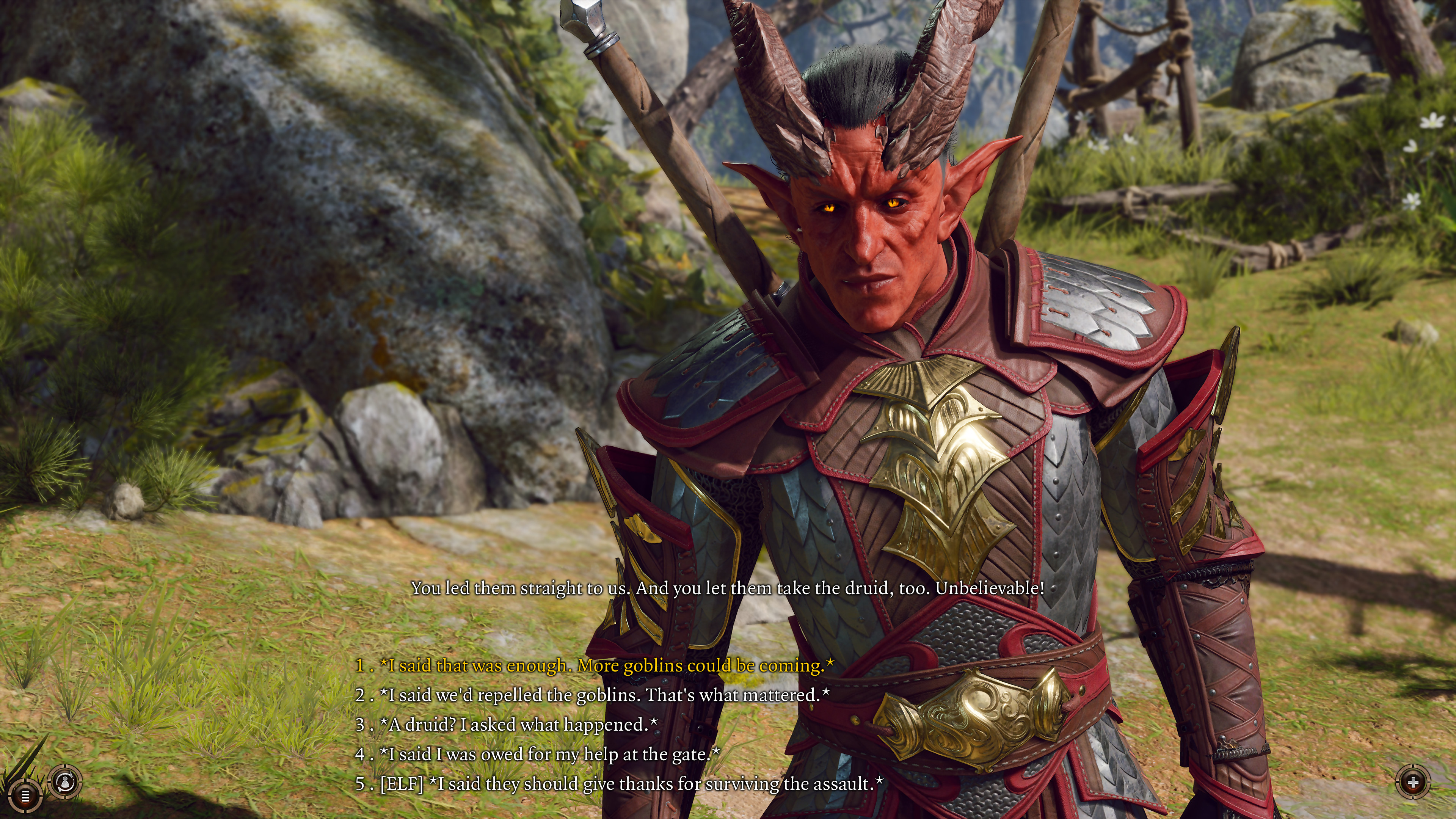 Новые детали Baldur's Gate 3 из AMA-сессии Larian Studios
