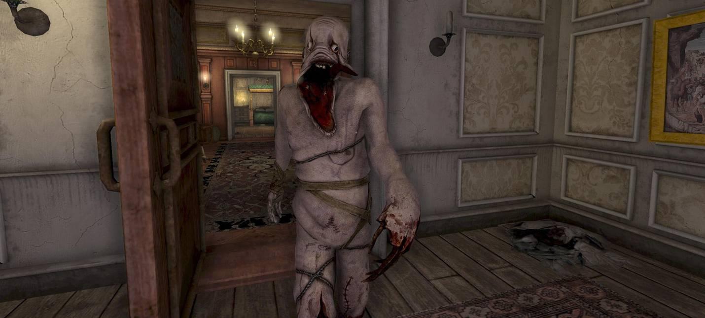 Создатели Amnesia: Rebirth работают над безумным проектом