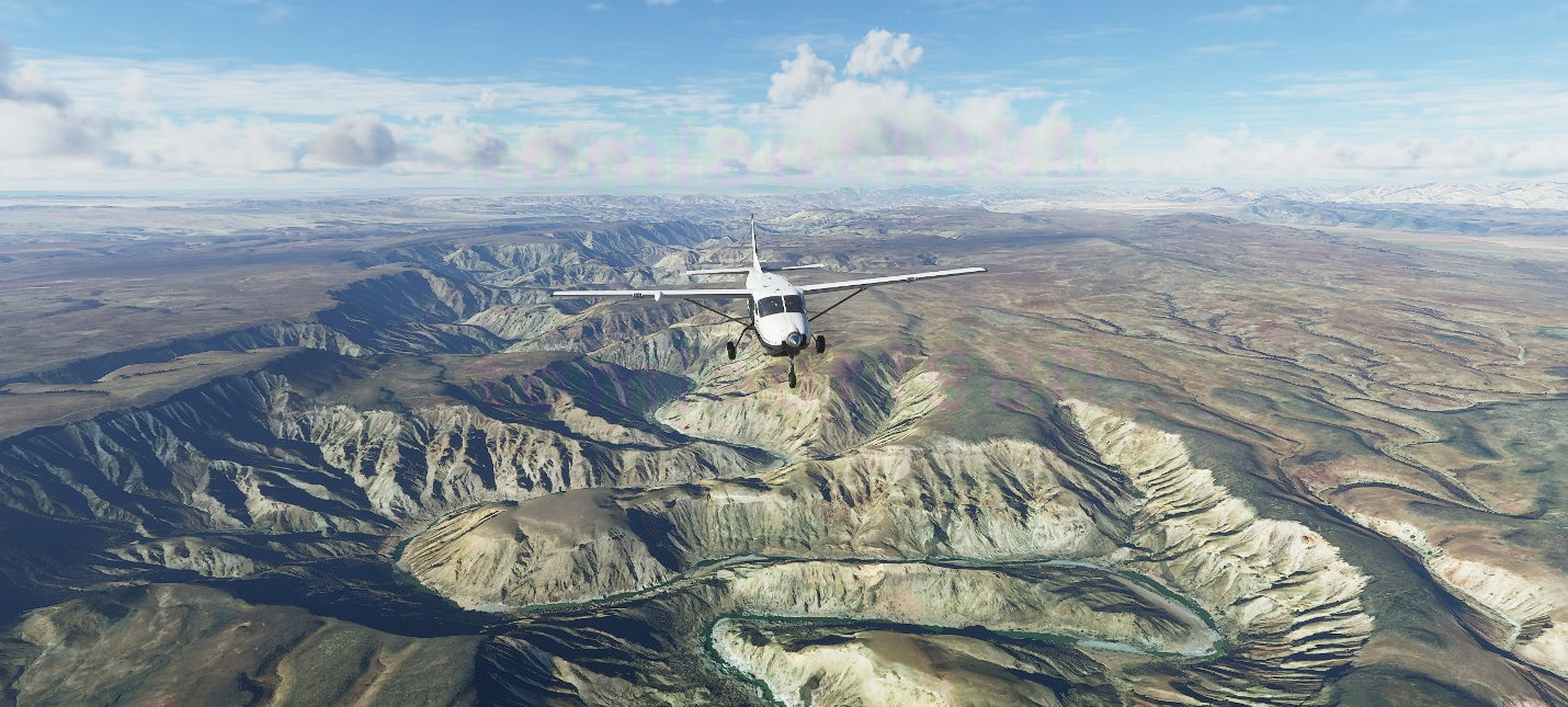 Новые скриншоты авиасимулятора Microsoft Flight Simulator