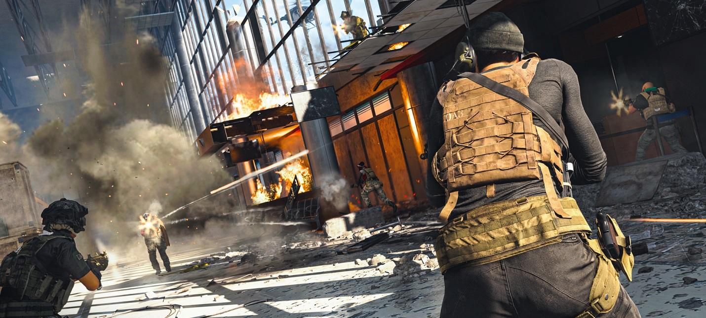 Анализ производительности Call of Duty: Warzone — отлично