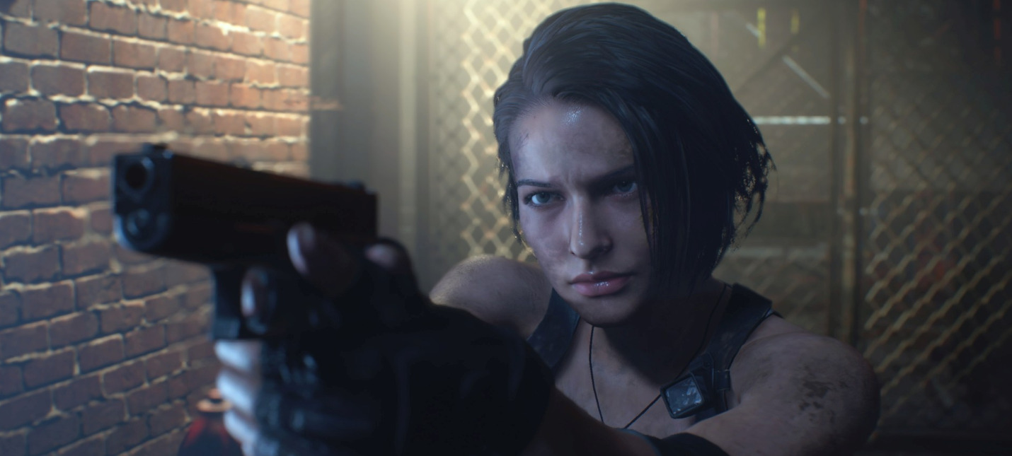 Демо Resident Evil 3 выйдет 19 марта