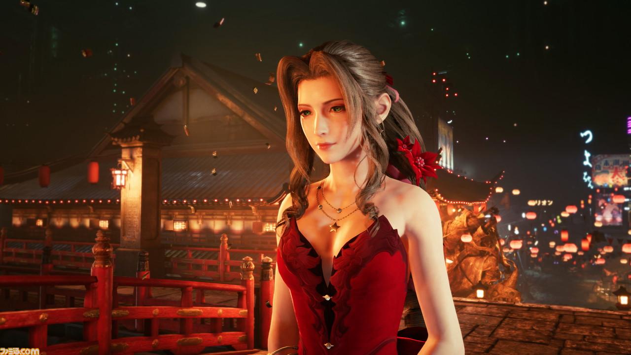 Первый видеодневник разработки и новые скриншоты Final Fantasy VII Remake