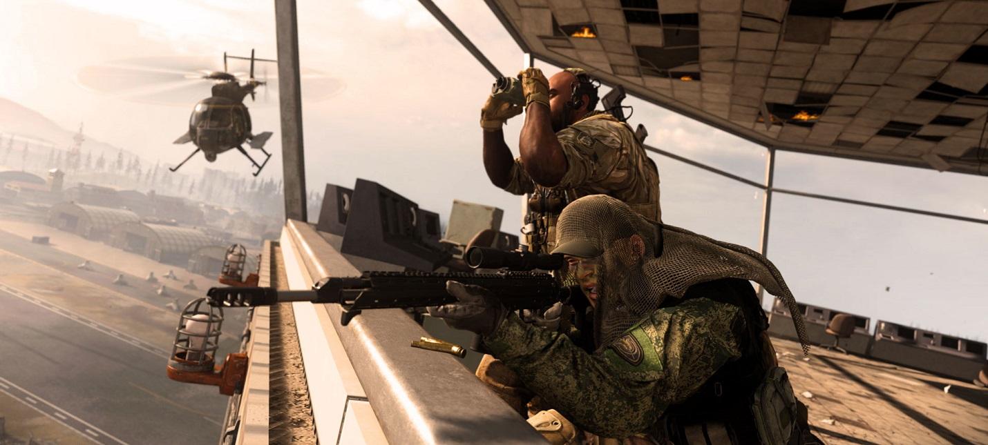 78 убийств — рекорд команды в Call of Duty: Warzone