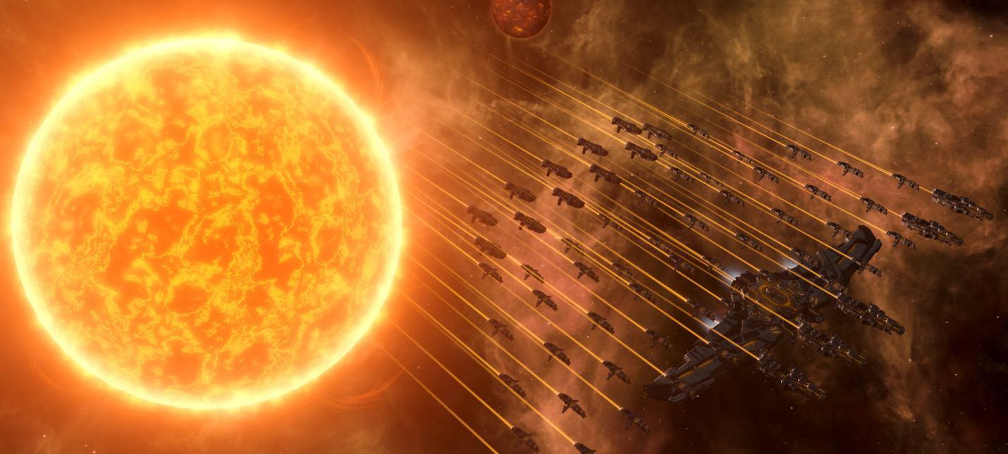 Нет войне — вышло дипломатическое дополнение Stellaris: Federations