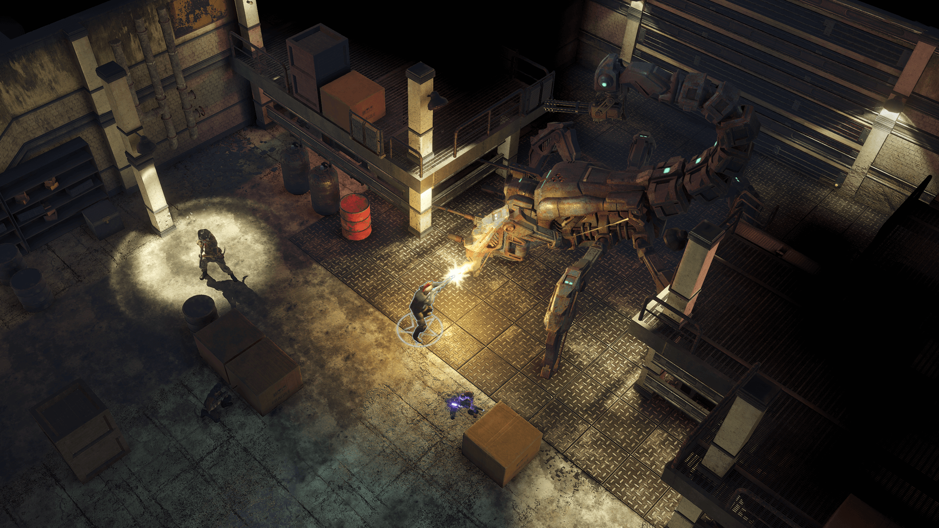 У Wasteland 3 будет минимум 10 концовок