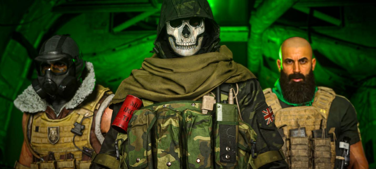 В Call of Duty: Warzone добавили соло-режим