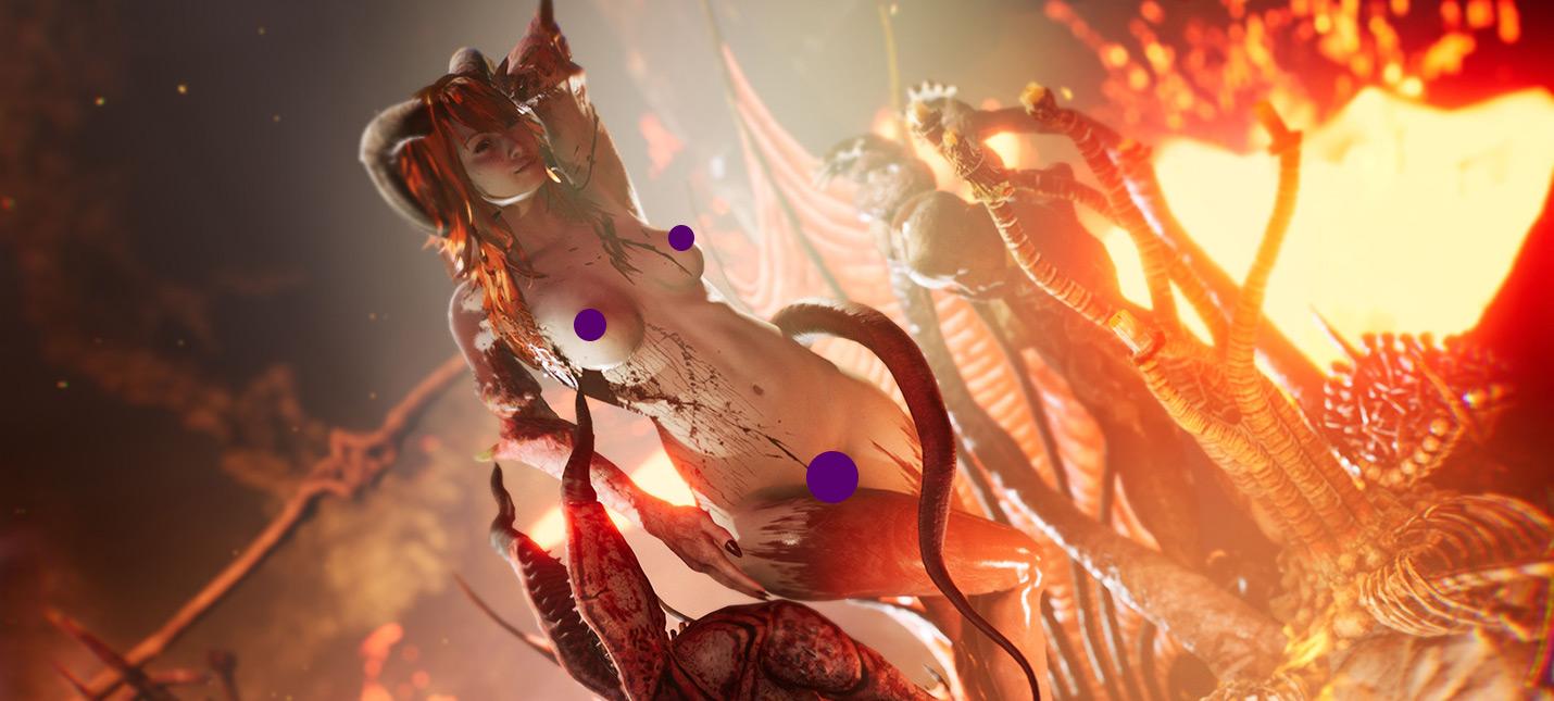 Кровь и жестокость в 10-минутном геймплее Succubus
