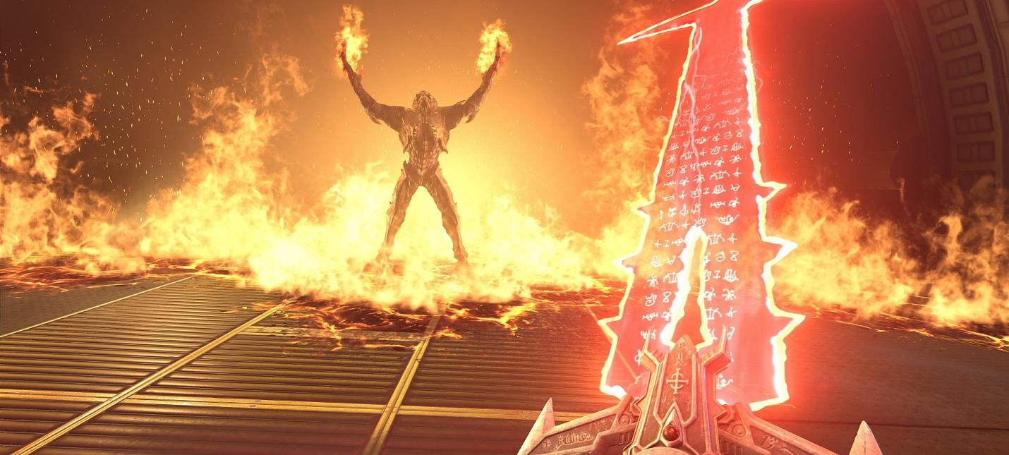 В DOOM Eternal нет режима deathmatch, потому что он не соответствует духу серии