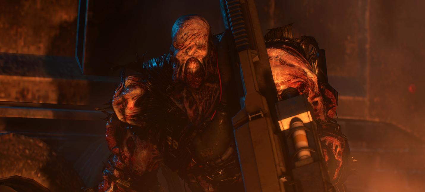 Видеозапись прохождения демо-версии Resident Evil 3